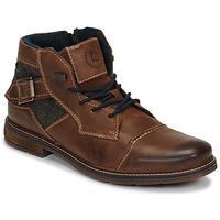 Zapatos Hombre Botas de caña baja Bugatti ROLLAND Marrón
