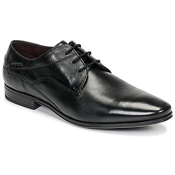 Zapatos Hombre Derbie Bugatti GILES Negro