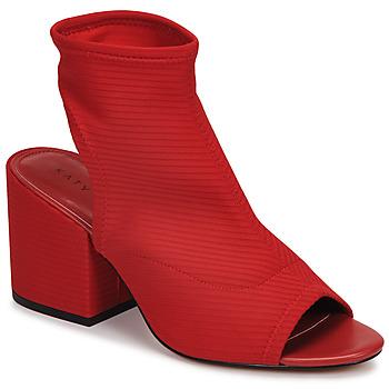 Zapatos Mujer Botines Katy Perry THE JOHANNA Rojo
