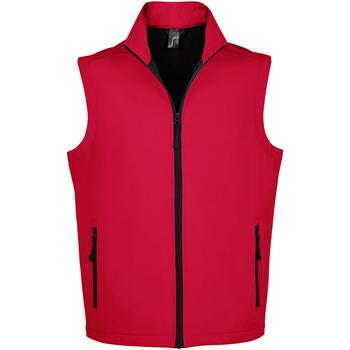 textil Hombre Chaquetas de punto Sols RACE BW MEN MODERN Rojo