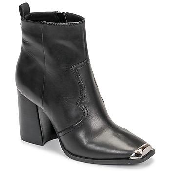 Zapatos Mujer Botines Steve Madden ENZO Negro