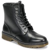 Zapatos Niña Botas de caña baja Bullboxer AHC501E6LC-BLBLK Negro