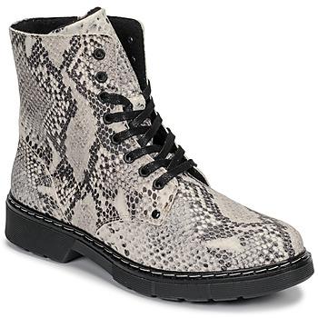 Zapatos Niña Botas de caña baja Bullboxer AHC501E6LEOF-WHKB Gris