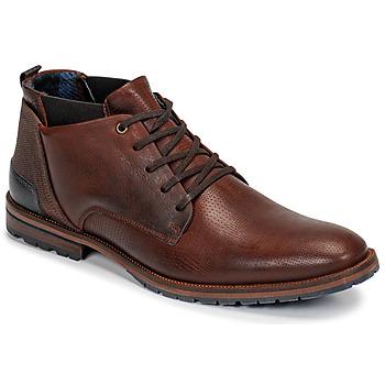 Zapatos Hombre Botas de caña baja Bullboxer 834K56935CP6RB Marrón