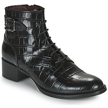 Zapatos Mujer Botas de caña baja Muratti RIESEL Negro