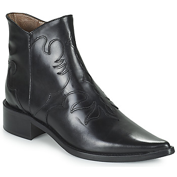 Zapatos Mujer Botines Muratti REDBUD Negro