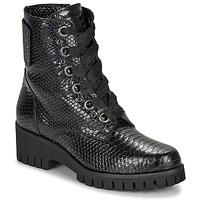 Zapatos Mujer Botas de caña baja Sweet Lemon DASHA Negro