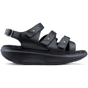 Zapatos Mujer Sandalias Joya ID KYOTO BLACK_SNAKE