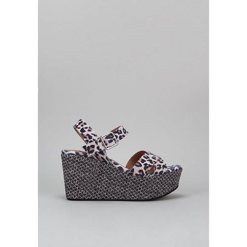 Zapatos Mujer Sandalias Krack  Multicolor