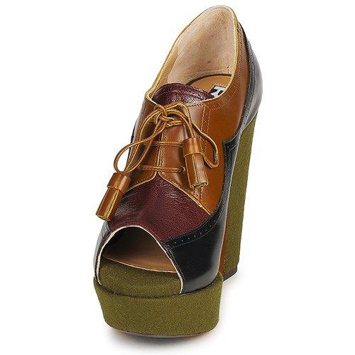 Multicolor Zapatos Shezan Tacón Mujer De Rochas zUqpMVGS