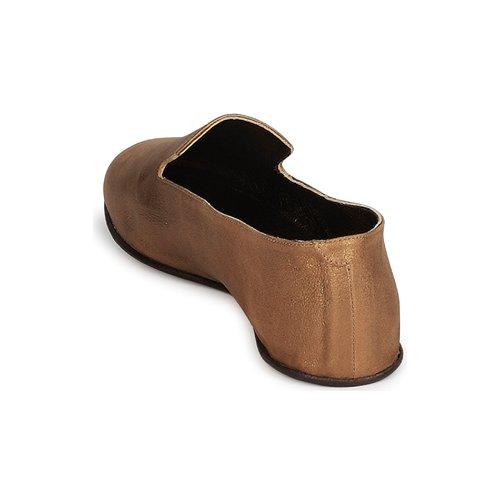 Rochas Nitou Bronce Zapatos Mocasín Mujer Nnvm80wO