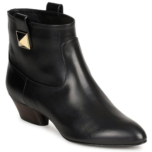 Los zapatos más populares para hombres y mujeres Zapatos especiales Marc Jacobs MJ19102 Negro