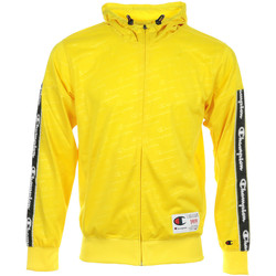 textil Hombre sudaderas Champion Hooded Full Zip Suit Amarillo