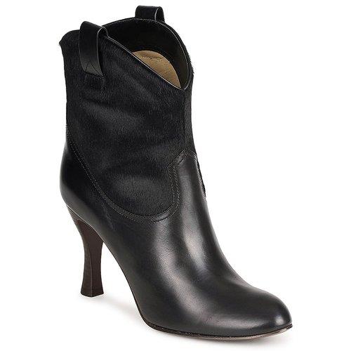 Zapatos Mujer Botines Marc Jacobs MJ19064 Negro