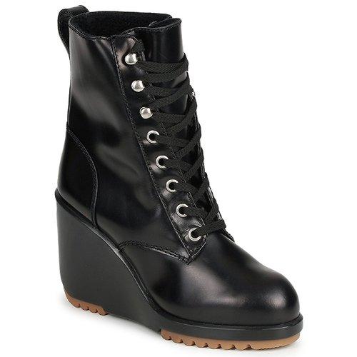 Zapatos Mujer Botines Marc Jacobs MJ19142 Negro