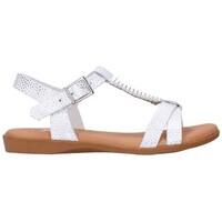 Zapatos Niña Sandalias Oh My Sandals For Rin OH MY SANDALS 4407 blanco Niña Blanco blanc