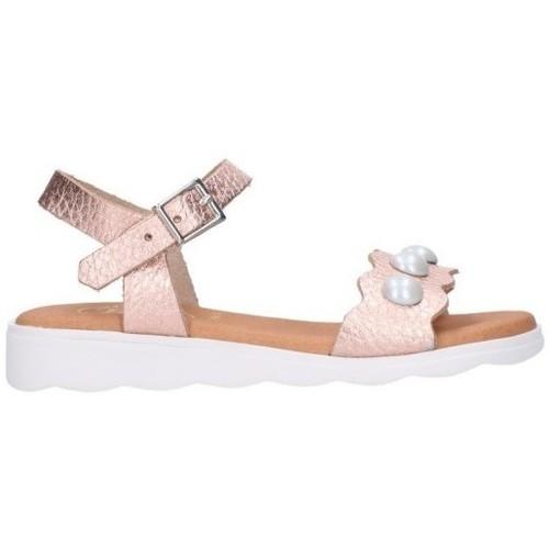 Zapatos Niña Sandalias Oh My Sandals For Rin OH MY SANDALS 4410 metalizado Niña Combinado Multicolor