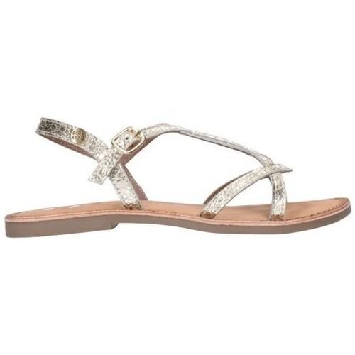 Zapatos Niña Sandalias Gioseppo 47837 Niña Platino Argenté