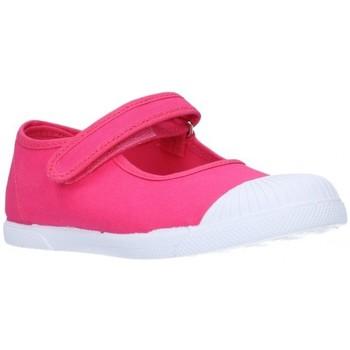 Zapatos Mujer Deportivas Moda Batilas 81301 Niño Fucsia violet