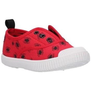 Zapatos Niño Zapatillas bajas Cerda 2300003562 Niño Rojo rouge