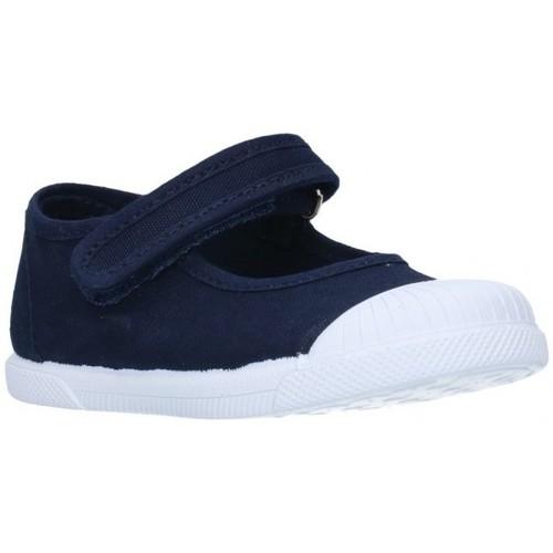 Zapatos Niña Deportivas Moda Batilas 81301 Niño Azul marino bleu