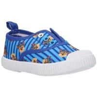 Zapatos Niño Zapatillas bajas Cerda 2300003563 Niño Azul bleu