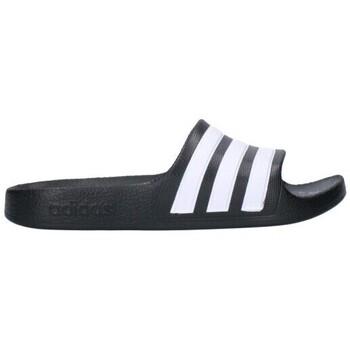 Zapatos Niño Chanclas adidas Originals F35556 Niño Negro noir