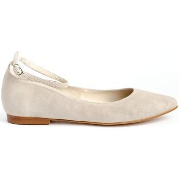 Zapatos Mujer Derbie & Richelieu Funchal 23500 beige