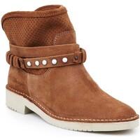Zapatos Mujer Botas de caña baja Wrangler Indy Hole WL141711-160 marrón