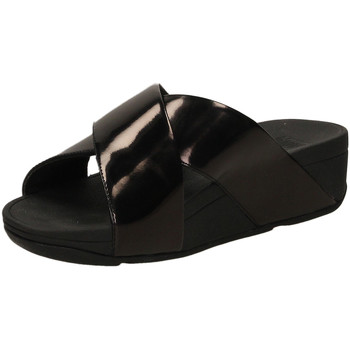Zapatos Mujer Zuecos (Mules) FitFlop LULU TM blagr-nero