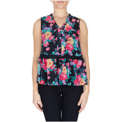 textil Mujer Tops / Blusas Twin Set TOP 03463-st-flowers-ner