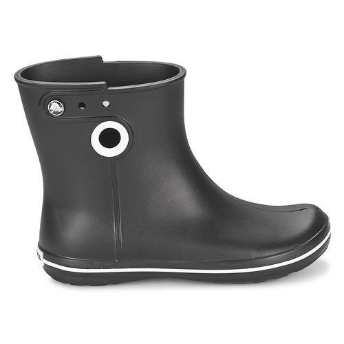 Crocs JAUNT SHORTY BOOT W-BLACK Negro - Envío gratis |  ! - Zapatos Botas de agua Mujer