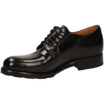 Zapatos Mujer Derbie Barracuda LUCE nero-nero