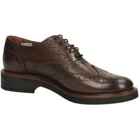 Zapatos Mujer Derbie Frau ANTIC marro-marrone