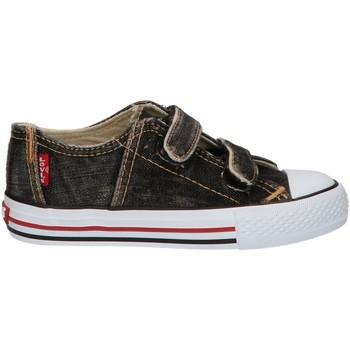 Zapatos Niños Zapatillas bajas Levi's VTRU0006T ORIGINAL Negro