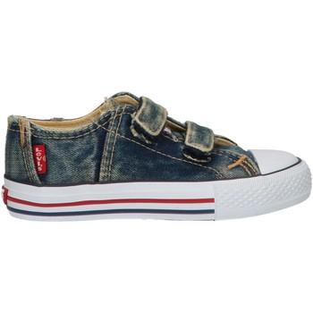 Zapatos Niños Zapatillas bajas Levi's VTRU0006T ORIGINAL Azul