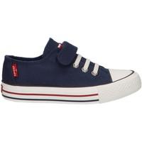 Zapatos Niños Zapatillas bajas Levi's VTRU0035T TRUCKER Azul