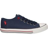Zapatos Niños Zapatillas bajas Levi's VTRU0064T TRUCK Azul