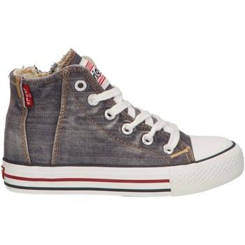 Zapatos Niños Zapatillas altas Levi's VTRU0091T ORIGINAL Gris