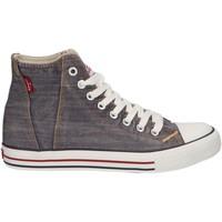 Zapatos Niños Zapatillas altas Levi's VTRU0092T ORIGINAL Gris