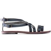 Zapatos Mujer Sandalias Nae Vegan Shoes Itaca Negro