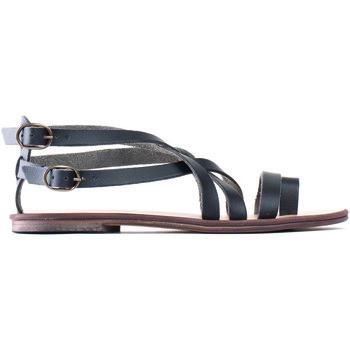 Zapatos Mujer Sandalias Nae Vegan Shoes Itaca preto
