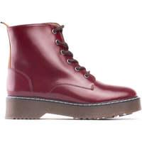 Zapatos Mujer Botas de caña baja Nae Vegan Shoes Trina Bordeaux bordeaux