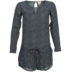 textil Mujer Monos / Petos Petite Mendigote LOUISON Negro / Gris
