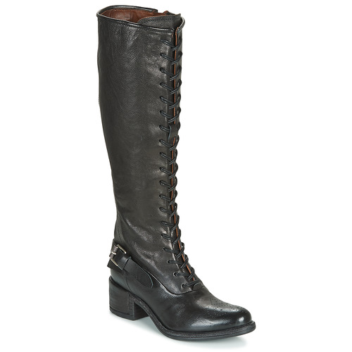 Airstep / A.S.98 OPEA LACE Negro - Envío gratis | ! - Zapatos Botas urbanas Mujer