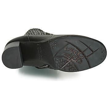 Airstep / A.S.98 FRESH CHELS Negro - Envío gratis |  - Zapatos Botines Mujer 19120