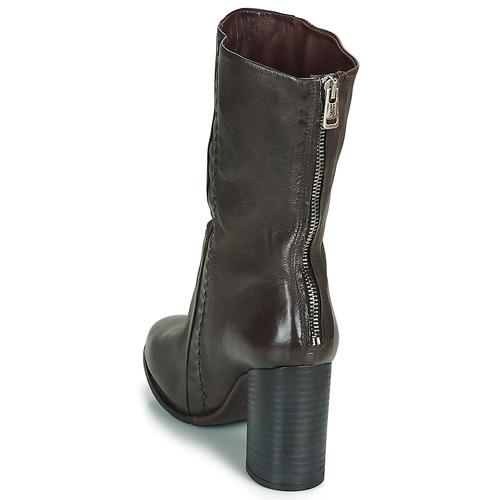 Zapatos Mujer AirstepA Gris s Fresh Zip Botines 98 45jRLA
