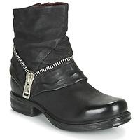 Zapatos Mujer Botas de caña baja Airstep / A.S.98 SAINT EC ZIP NEW Negro