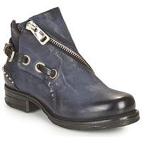 Zapatos Mujer Botas de caña baja Airstep / A.S.98 SAINT EC CLOU Marino