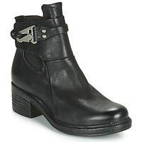 Zapatos Mujer Botas de caña baja Airstep / A.S.98 NOVA 17 CHELS Negro